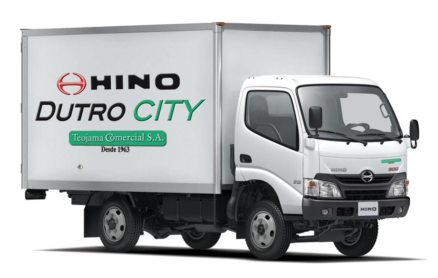 Hino Dutro City: el pequeño gigante de Teojama Comercial