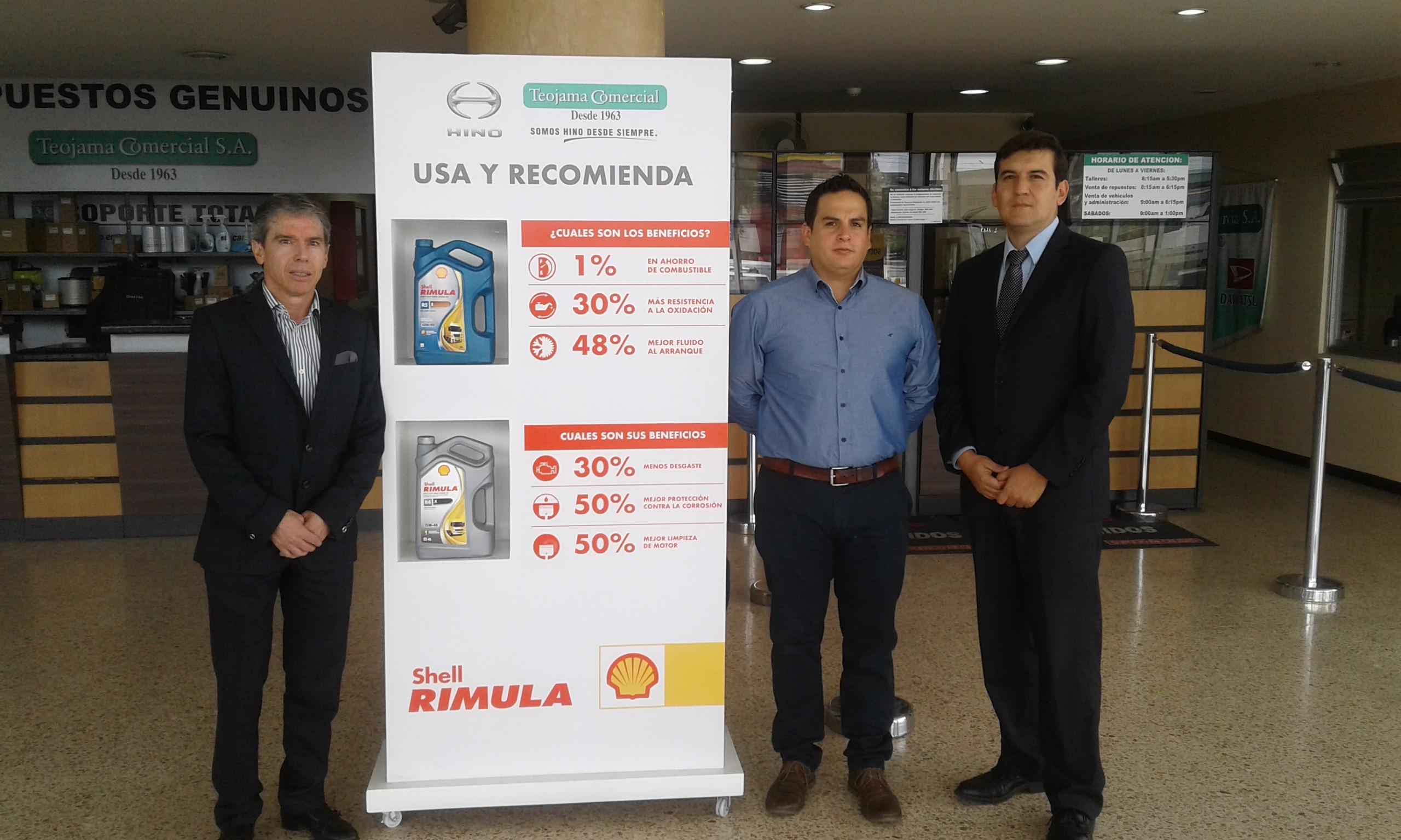 Teojama Comercial renovó su alianza con Primax del Ecuador