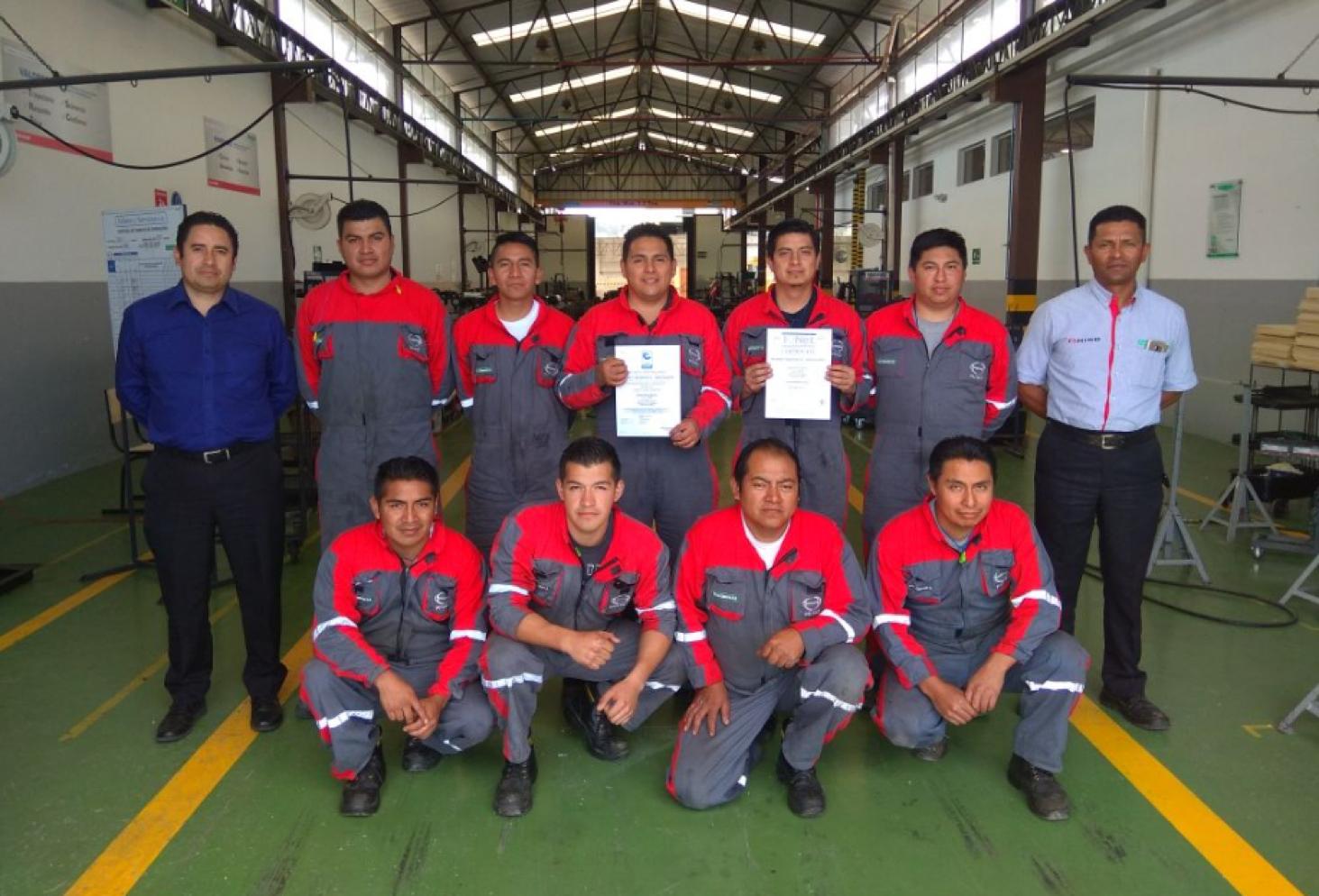TEOJAMA COMERCIAL OBTUVO LA CERTIFICACIÓN ISO 9001:2015