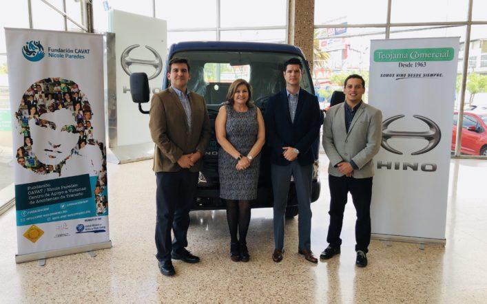 TEOJAMA COMERCIAL Y CAVAT FIRMARON CONVENIO DE COLABORACIÓN INTERINSTITUCIONAL