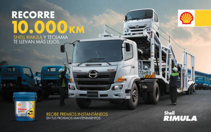 ¡Tu camión Hino viene con premios exclusivos para ti!