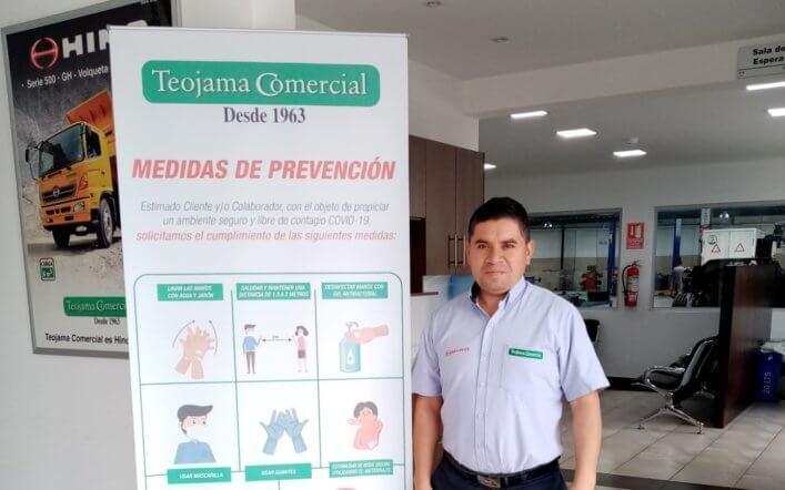 """TEOJAMA COMERCIAL Y FUNDACION CAVAT BRINDARON EL TALLER VIRTUAL """"TU SEGURIDAD ES NUESTRA PRIORIDAD"""""""