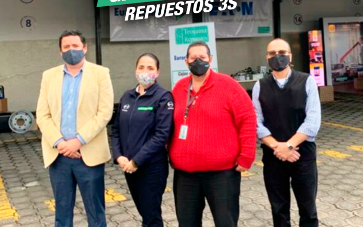 """GRAN FERIA DE REPUESTOS 3S"""" EN TEOJAMA COMERCIAL"""