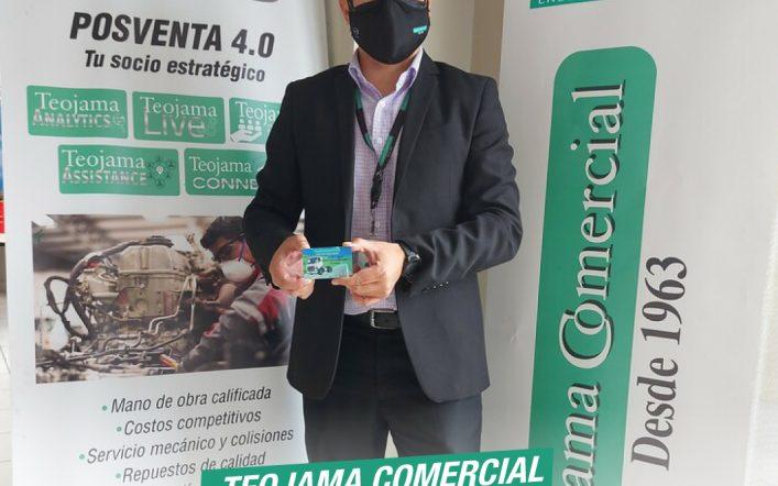 """Teojama comercial inicia su II edición de """"Chofer Certificado HINO"""""""